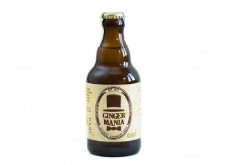 Ginger Mania - Alko 330 ml