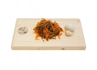 Zeleninový šalát z čerstvej mrkvy, morských rias a zeleru 250g