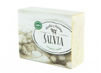 Šalviové mydlo 90 g